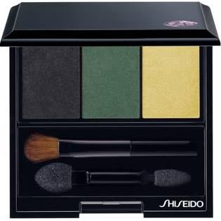 SHISEIDO LUMINIZING SATIN EYE COLOR TRIO GR716 VINYL