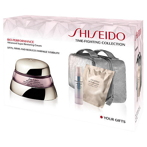 SHISEIDO TIME-FIGHTING COLLECTION SET