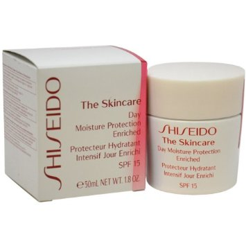 SHISEIDO THE SKINCARE DAY MOISTURIZER PROTECTION ENRICHED 50 ML SIN CAJA