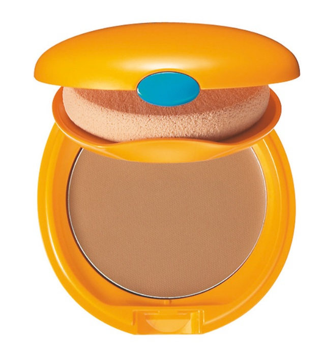 SHISEIDO TANNING COMPACT FOUNDATION SPF 6 COLOR BRONZE