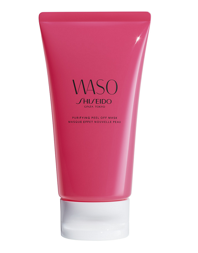 SHISEIDO WASO PURIFYING PEEL OFF MASK 100 ML