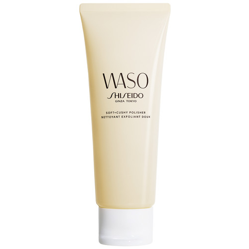 SHISEIDO WASO SOFT CUSHY POLISHER EXFOLIANTE 75 ML