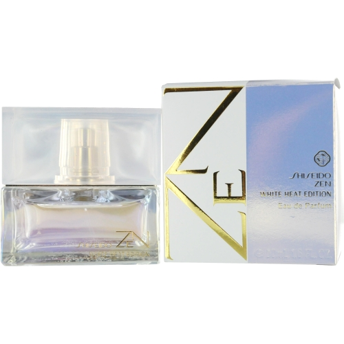 SHISEIDO ZEN MEN WHITE HEAT EDT 50 ML