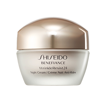 shiseido benefiance wrinkle resist 24 night cream 50 ml sc. Black Bedroom Furniture Sets. Home Design Ideas