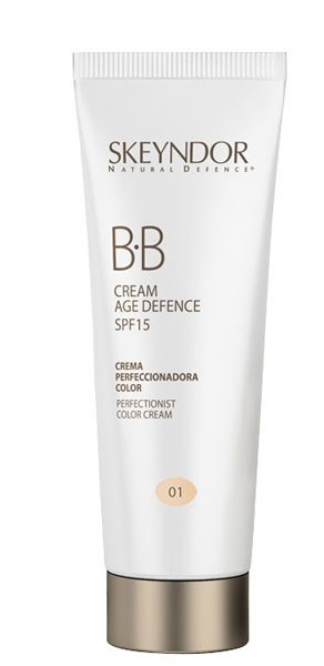 SKEYNDOR BB CREAM AGE DEFENSE SPF15 01 40ML