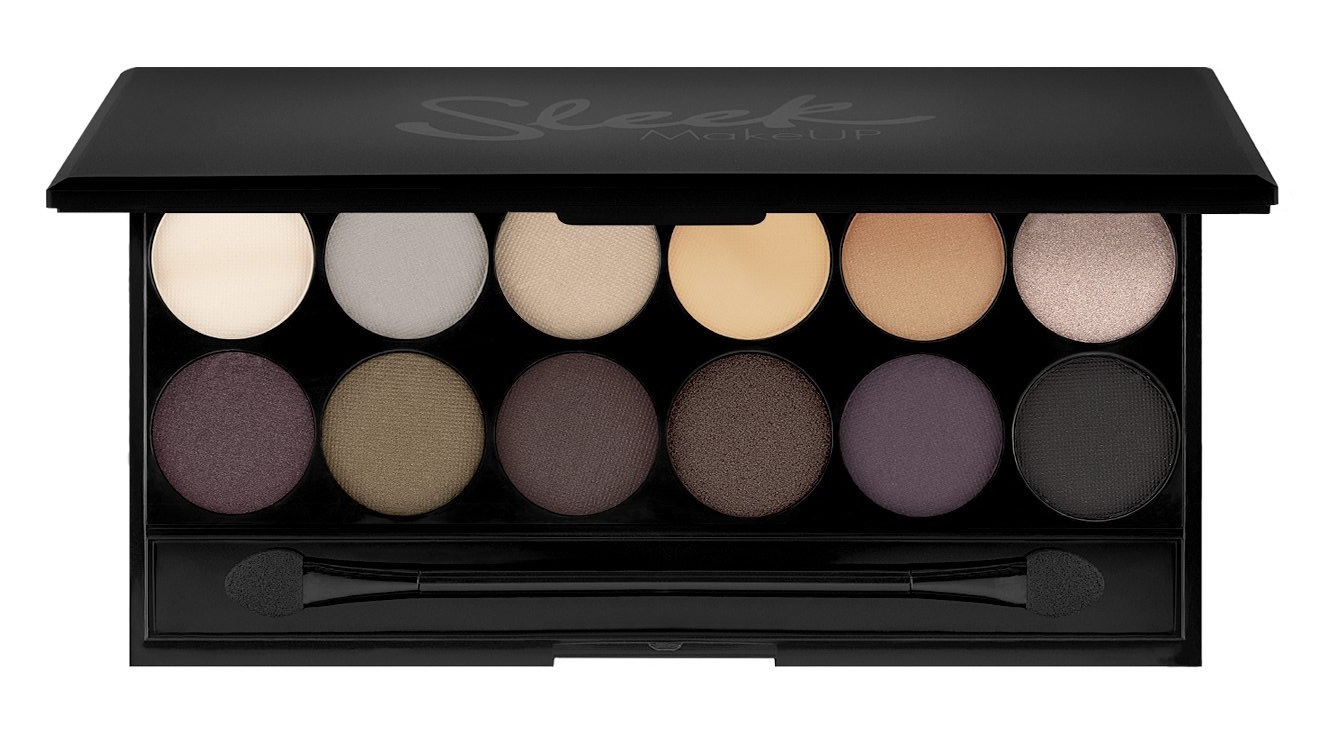 SLEEK PALETA DE SOMBRAS I-DIVINE AU NATUREL