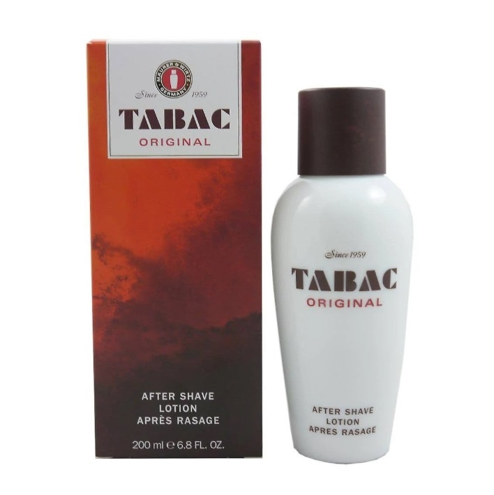 TABAC ORIGINAL AFTER SHAVE LOTION 200 ML