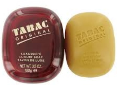 TABAC ORIGINAL SOAP IN PLASTIC BOX 100 GR
