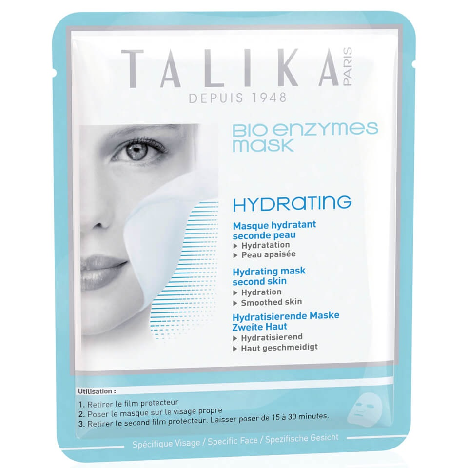 TALIKA BIOENZYMES HYDRATING MASK 1 X 20 GR.