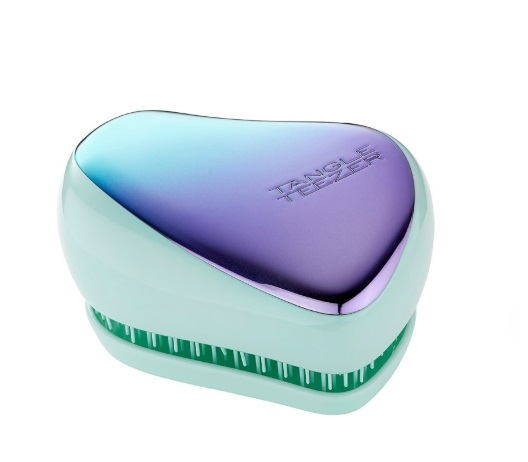 TANGLE TEEZER COMPACT STYLER PETROL BLUE OMBRE