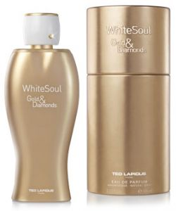 TED LAPIDUS WHITE SOUL GOLD & DIAMONDS EDP 100 ML