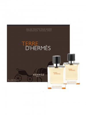 HERMES TERRE D´HERMES 2 X 50 ML (100 ML) SET REGALO