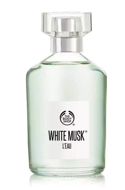 THE BODY SHOP WHITE MUSK L´EAU EAU DE TOILETTE 100 ML