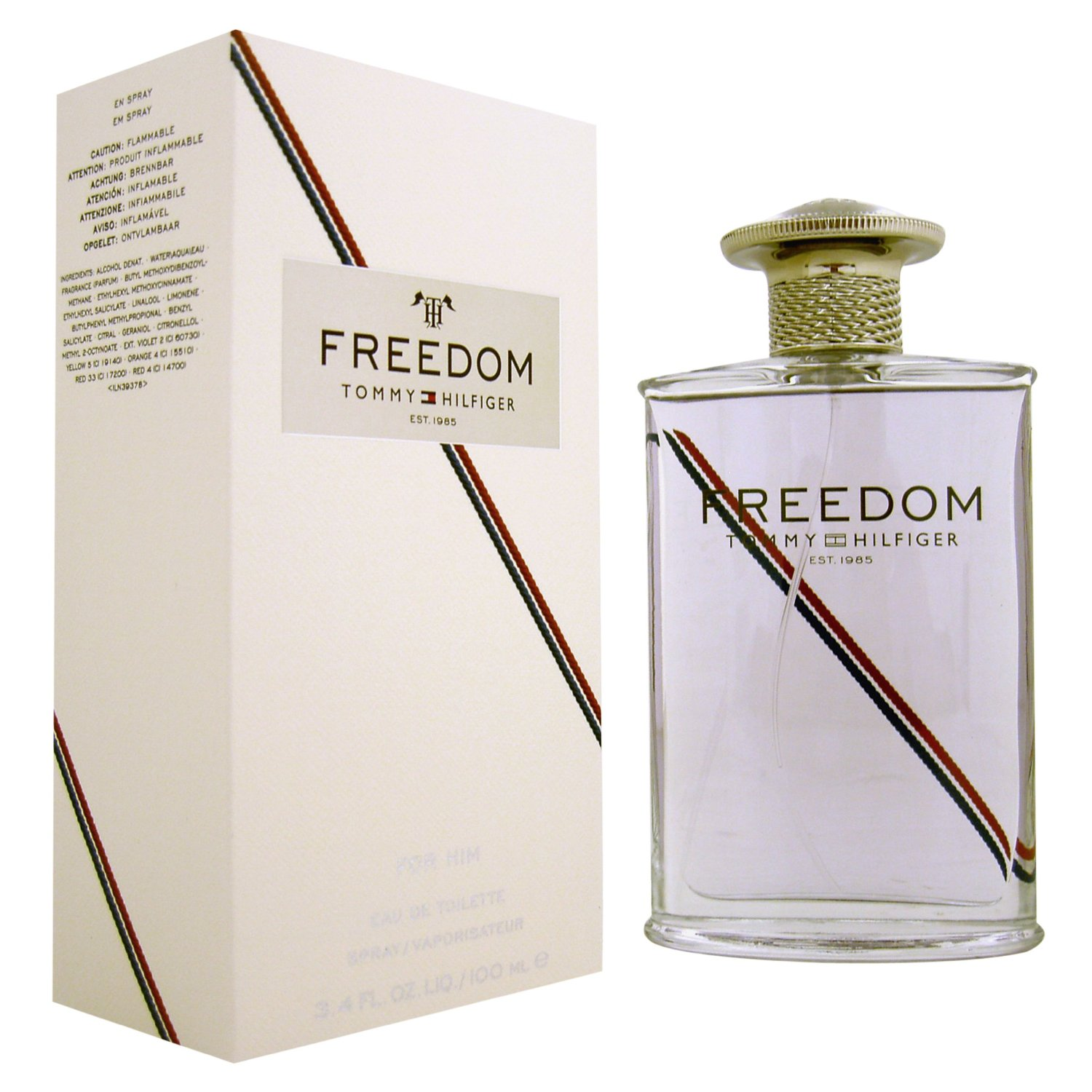 TOMMY HILFIGER TOMMY FREEDOM EDT 100 ML