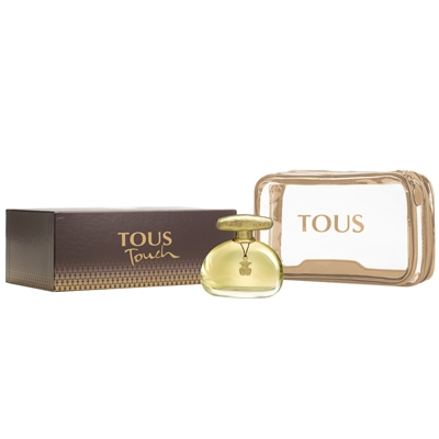 TOUS TOUCH EDT 100 ML + NECESER SET REGALO OFERTA