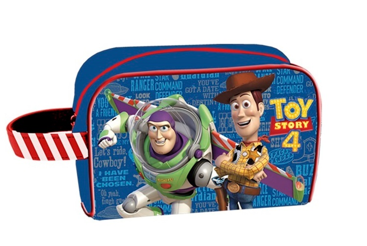 TOY STORY NECESER BUZZ Y WOODY RECTANGULAR 16 x 24 x 10 CM