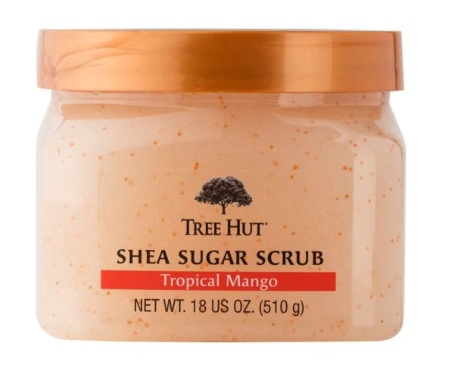TREE HUT EXFOLIANTE AZUCAR MANGO 510 GR