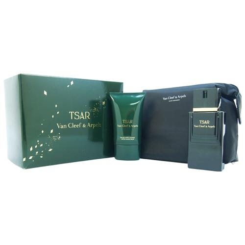 VAN CLEEF & ARPELS TSAR EDT 100 ML + A/S BALM  100 ML SET REGALO