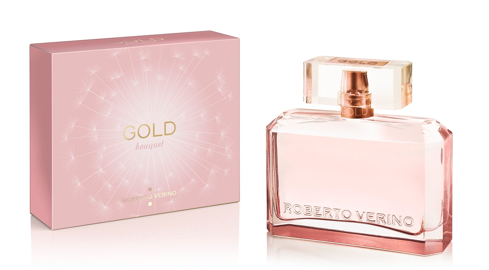 ROBERTO VERINO GOLD BOUQUET EDP 90 ML