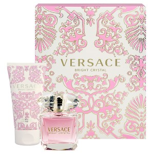 VERSACE BRIGHT CRYSTAL EDT 30 ML + B/L 50 ML SET