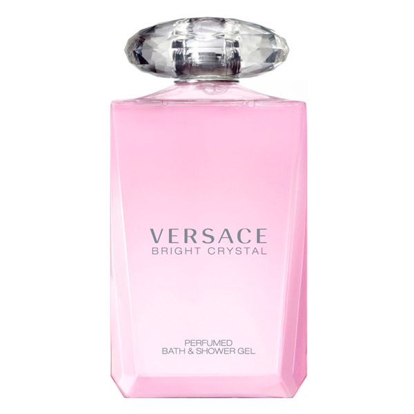 VERSACE BRIGHT CRYSTAL SHOWER GEL 200 ML