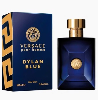 VERSACE DYLAN BLUE A/SHAVE LOTION 100 ML