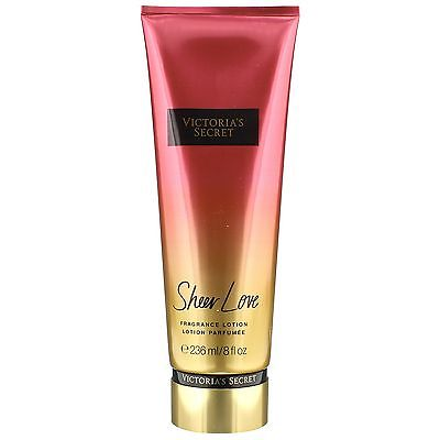 VICTORIA\'S SECRET FANTASIES SHEER LOVE BODY LOCION 237ML