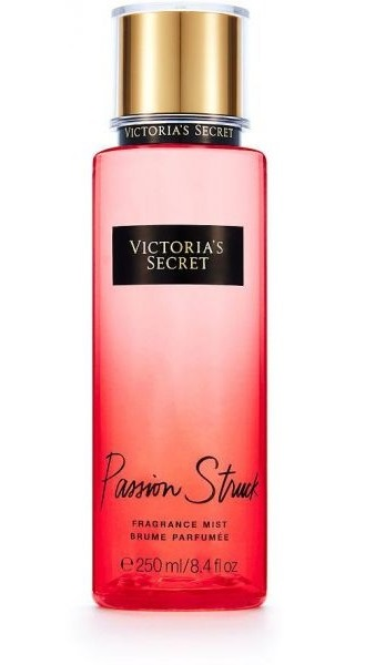 VICTORIA´S SECRET FANTASIES PASSION STRUCK BODY MIST SPRAY 250 ML