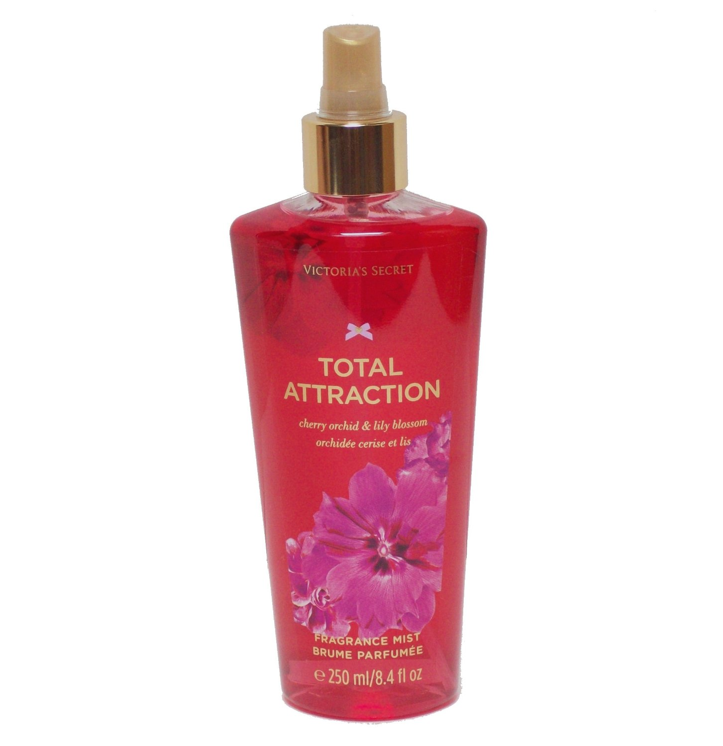 victoria secret total attraction perfume