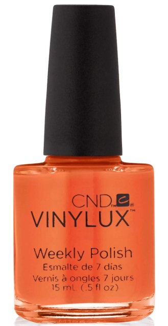 CND VINYLUX 112 ELECTRIC ORANGE