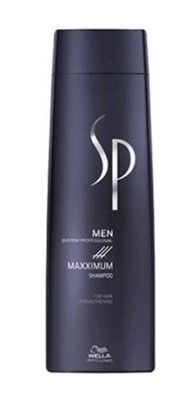 WELLA PROFESSIONAL SP MEN MAXIMUM SHAMPOO 250 ML