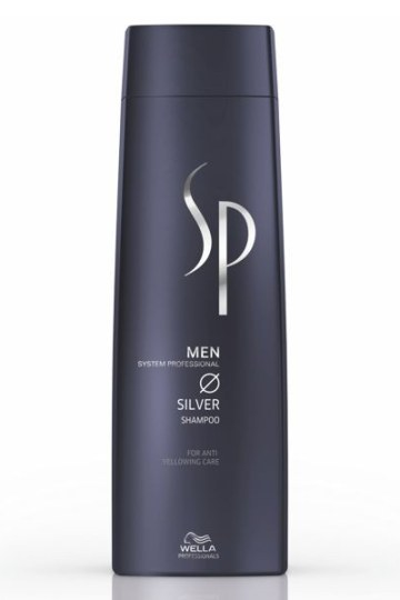 WELLA PROFESSIONAL SP MEN SILVER SHAMPOO 250 ML