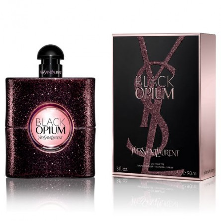 YSL BLACK OPIUM EDT 50 ML