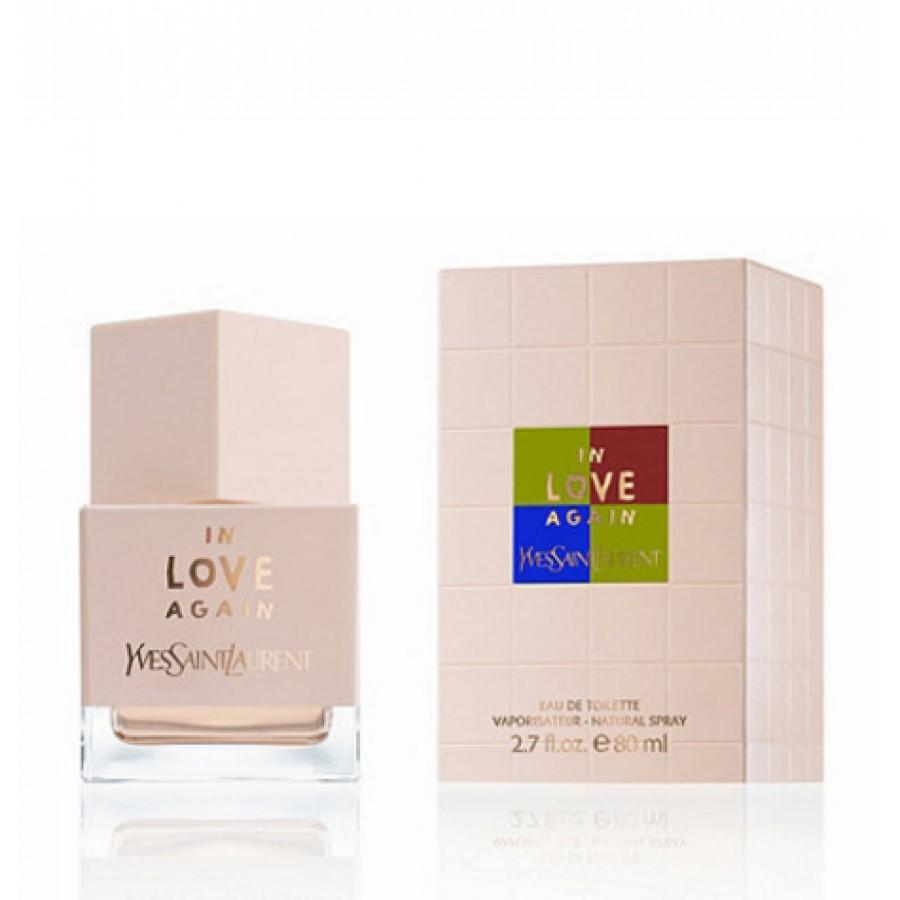 YSL IN LOVE AGAIN EDT 80 ML