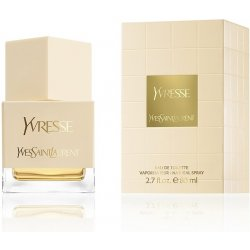 YVES SAINT LAURENT YVRESSE EDT 80 ML