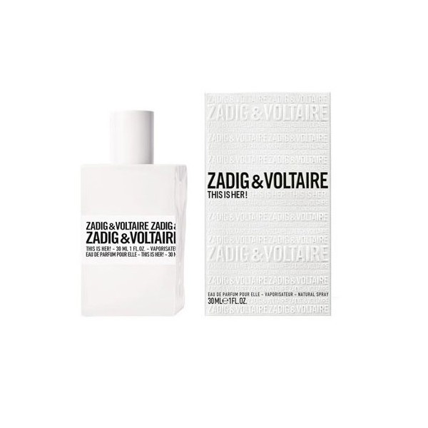 ZADIG & VOLTAIRE THIS IS HER EDP 30 ML