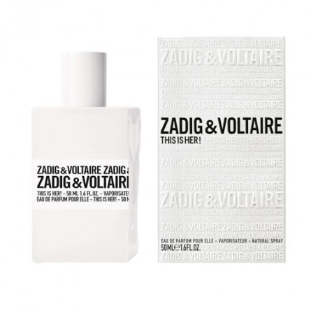 ZADIG & VOLTAIRE THIS IS HER EDP 50 ML