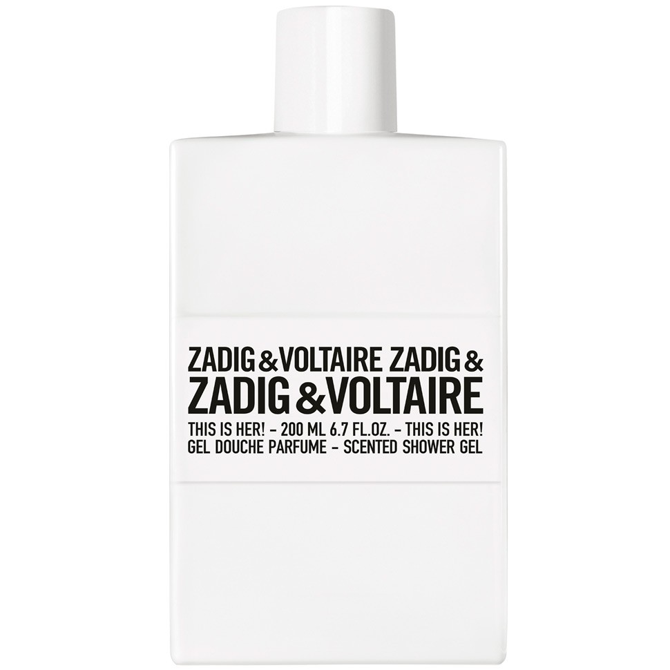 zadig voltarie this is her eau de parfum 100 ml vapo. Black Bedroom Furniture Sets. Home Design Ideas