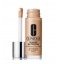 CLINIQUE BEYOND PERFECTING FOUNDATION AND CONCEALER HAZELNUT 30 ML