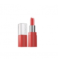 CLINIQUE POP GLAZE 02 MELON SHEER LIP CONTOUR + PRIMER 3.8 GR.