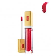ELIZABETH ARDEN BEAUTIFUL COLOR LUMINOUS LIP GLOSS COLOR RED DOOR RED