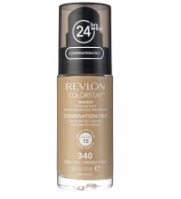 REVLON COLORSTAY FACE MAKEUP BASE OILY EARLY TAN 340