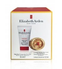 ELIZABETH ARDEN EIGHT HOUR CREAM 30 ML + 7 CAPSULAS CERAMIDE SERUM 3.2 ML