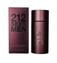 CAROLINA HERRERA 212 SEXY MEN EDT 30 ML VP.