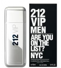 CAROLINA HERRERA 212 VIP MEN EDT 100 ML VP.