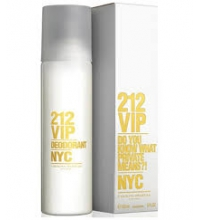 CAROLINA HERRERA 212 VIP DESODORANTE SPRAY 150 ML