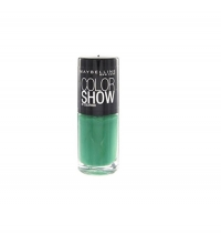 MAYBELLINE ESMALTE DE UÑAS COLOR SHOW 217 TENACIOUS TEAL 7ML
