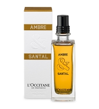 L'OCCITANE AMBRE & SANTAL EDT 75 ML