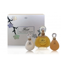 VAN CLEEF & ARPELS FIRST EDT 100 ML + B/L 50 ML + SHOWER GEL 50 ML