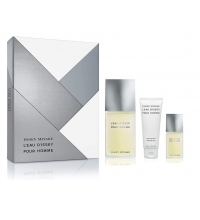 ISSEY MIYAKE L´EAU D´ISSEY POUR HOMME EDT 125 ML + S/GEL 75 ML + EDT 15 ML SET